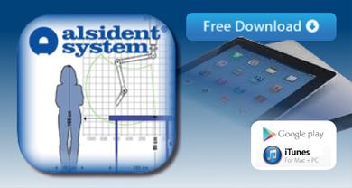 App til dimensionering, Alsident System